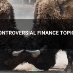 Two Bison Fighting | Controversial Finance Topics | Simplifinances