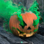 Free Stuff on Halloween | Simplifances