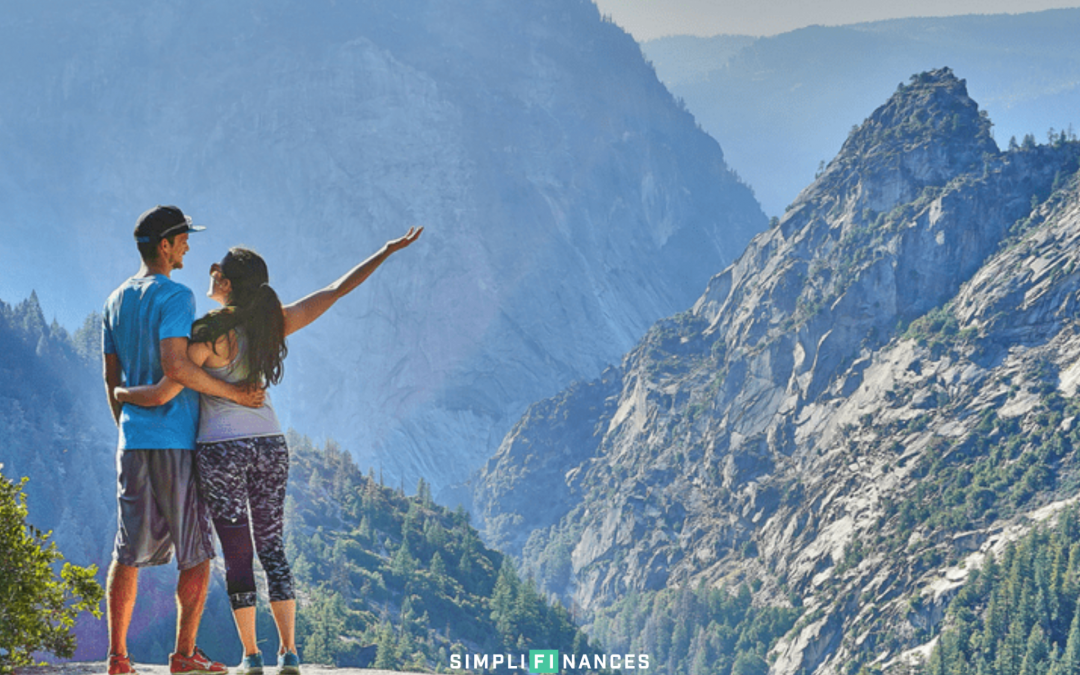 This Couple Quit Their 6 Figure Jobs to Travel In A Van | Simplifinances
