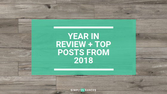 Year in Review + Top Posts From 2018