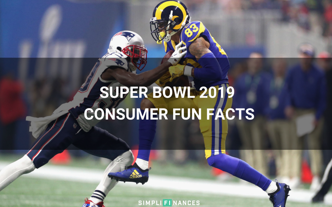 Super Bowl 2019 Consumer Fun Facts