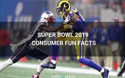 Super Bowl 2019 Consumer Fun Facts