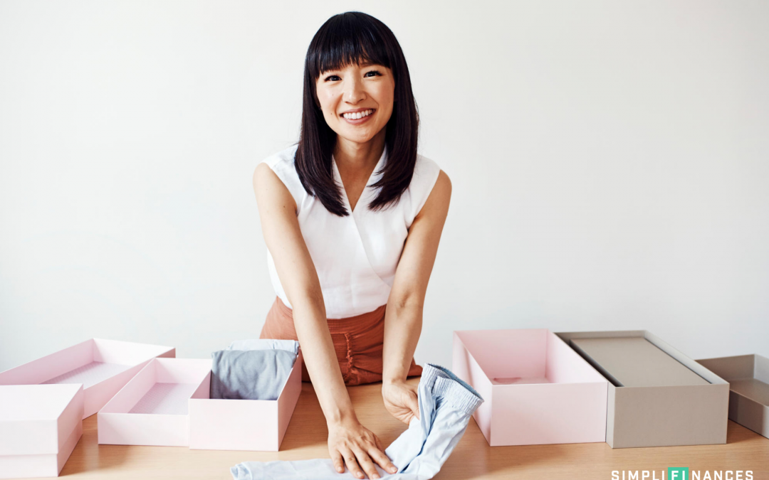 How to Spark Joy With Your Finances – Marie Kondo Style