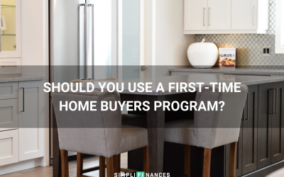 Should You Use a First-time Homebuyers Program?