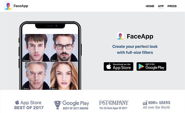 How the FaceApp could help you save more for retirment