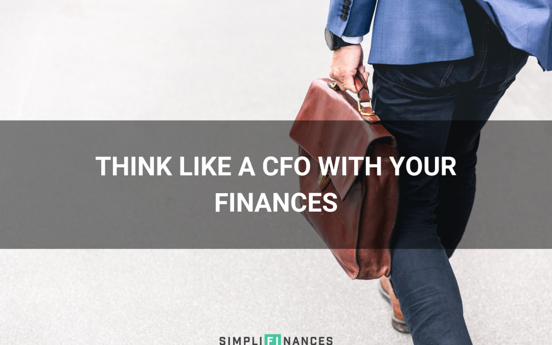 Managing Your Finances Like A CFO