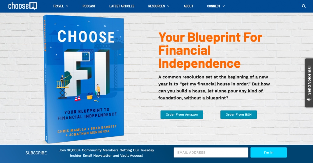 ChooseFI Book Review: Your Blueprint For Financial Independence | Simplifinances