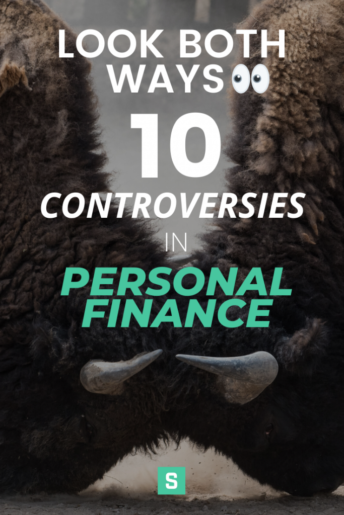 Controversial Finance Topics | Simplifinances
