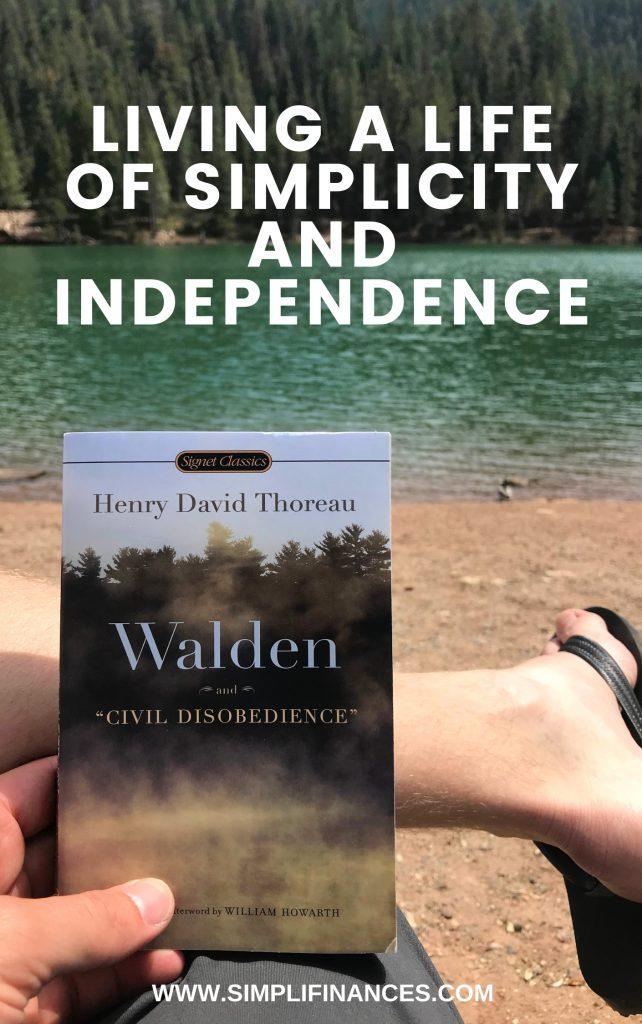 Henry David Thoreau | Simplifinances