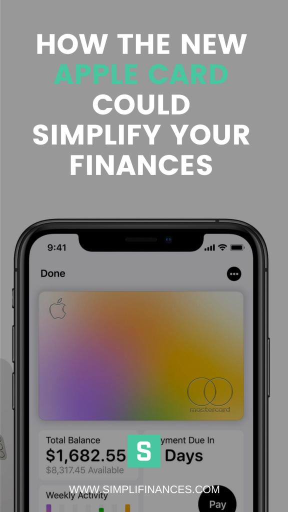 Apple Card | Simplifinances