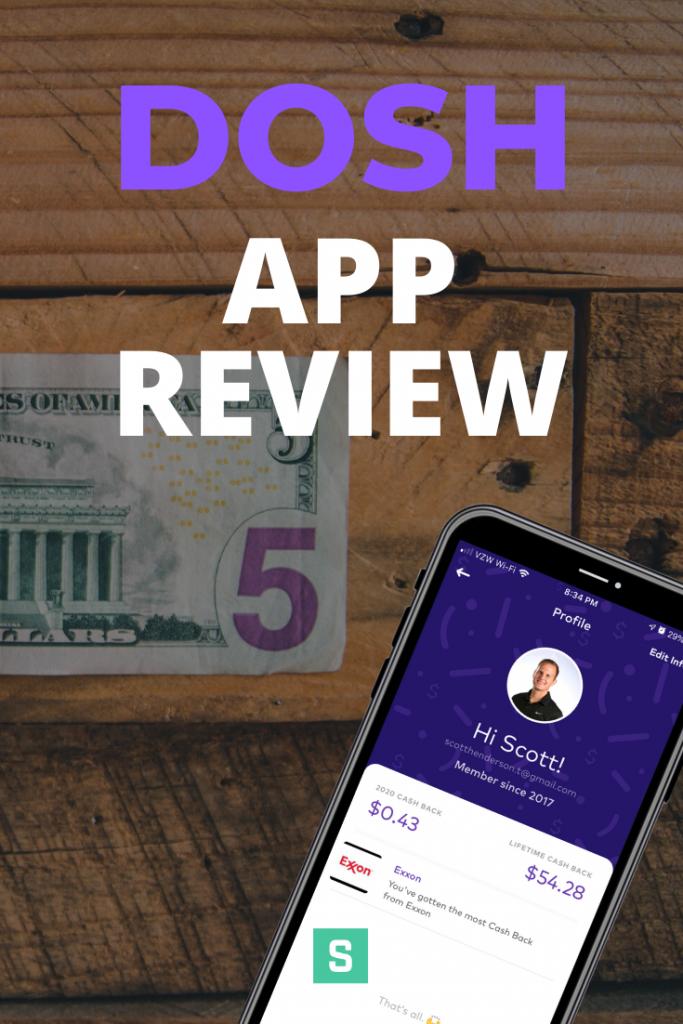 Dosh Review | Simplifinances