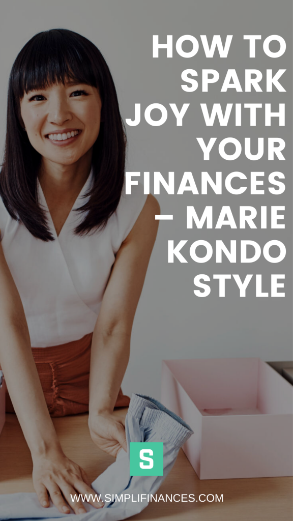 Marie Kondo Style | Simplifinances