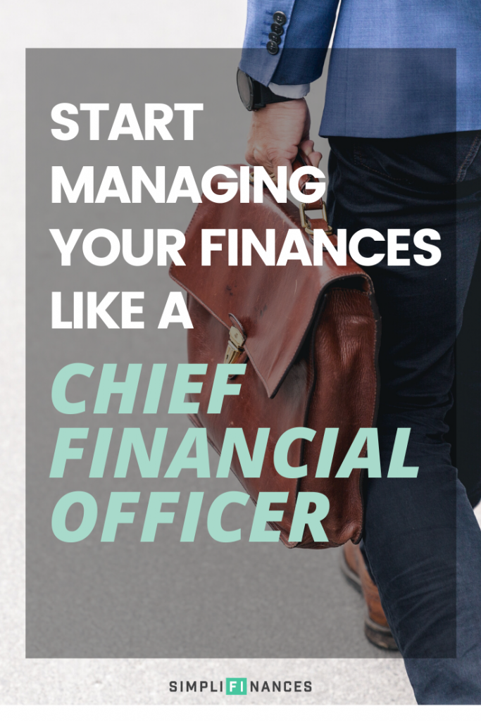 What is a Chief Financial Officer? | Simplifinances