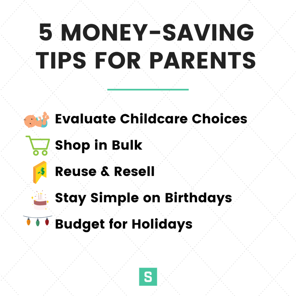 Money-saving tips for parents | Simplifinances