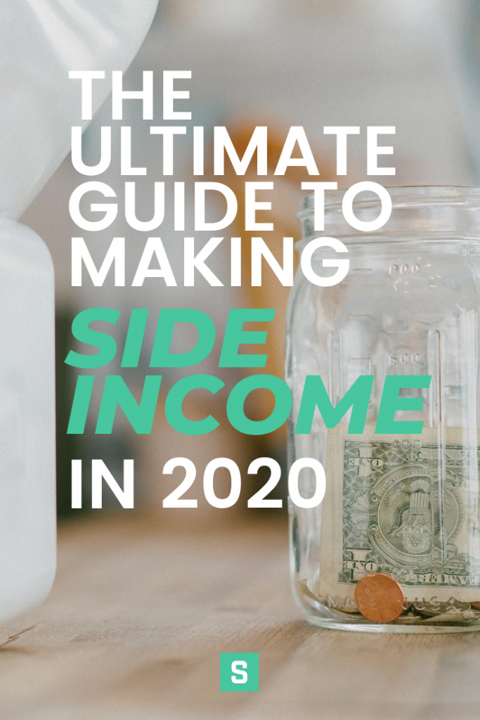 The ultimate guide to making side income | Simplifinances