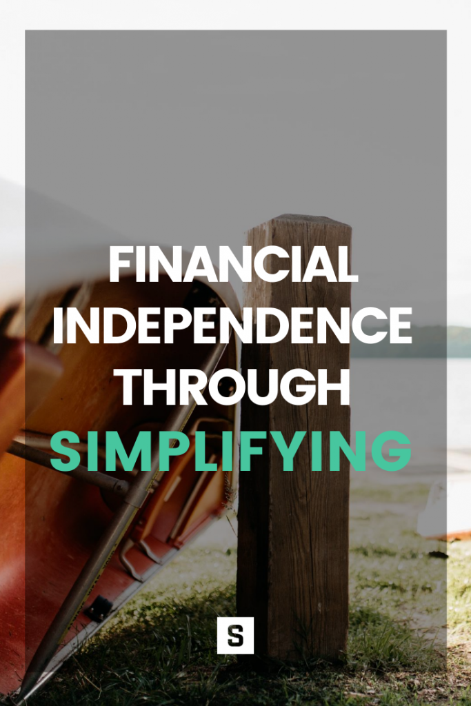 Financial Independence Through Simplifying | Simplifinances